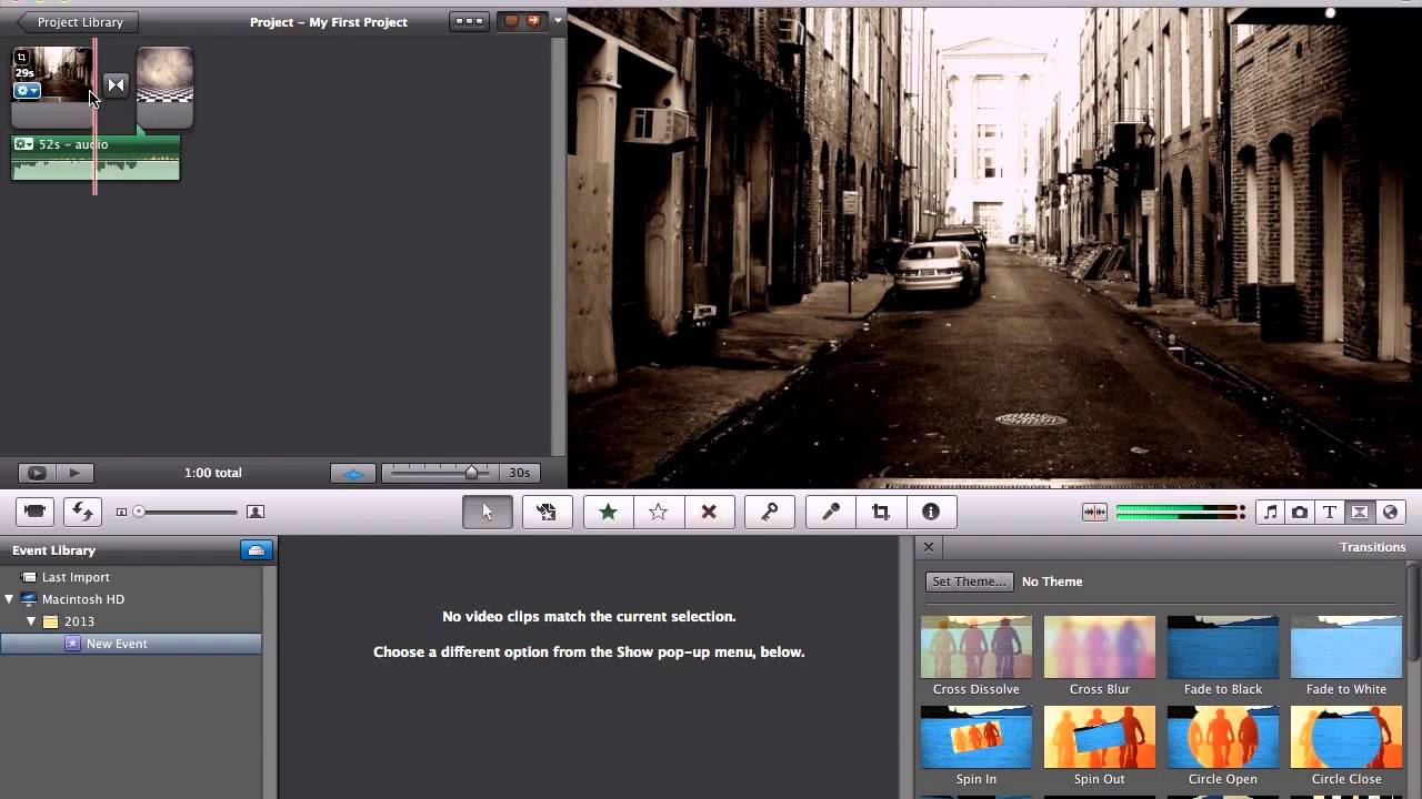 IMovie and Windows Movie Maker Tutorials