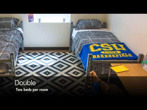 Welcome to CSUB Housing VirtualTour
