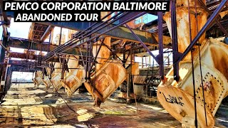 ABANDONED PEMCO CORPORATION BALTIMORE