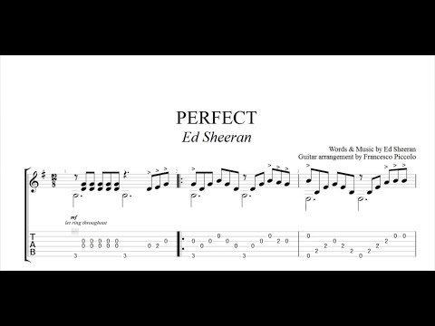 fingerstyle-guitar-tab---ed-sheeran---perfect-(from-hits-collection-nr.13)