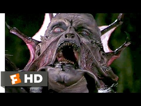 Jeepers Creepers 2001  The Creeper Takes Darry  1111  Movies