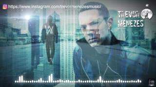 Eminem & Alan walker X lose yourself & faded (Trevor Menezes mashup)
