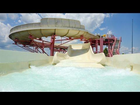 Adventure Island Tampa - Key West Rapids Ride Onride POV
