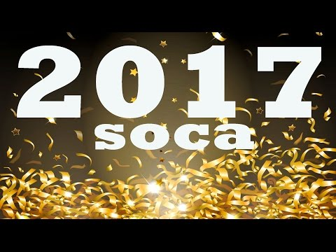 2017 TRINIDAD SOCA MIX PT1 70 BIG TUNES 2017 SOCA Machel, Destra, Voice, Olatunji