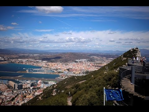 In Gibraltar, British citizens worry about effects of Brexit