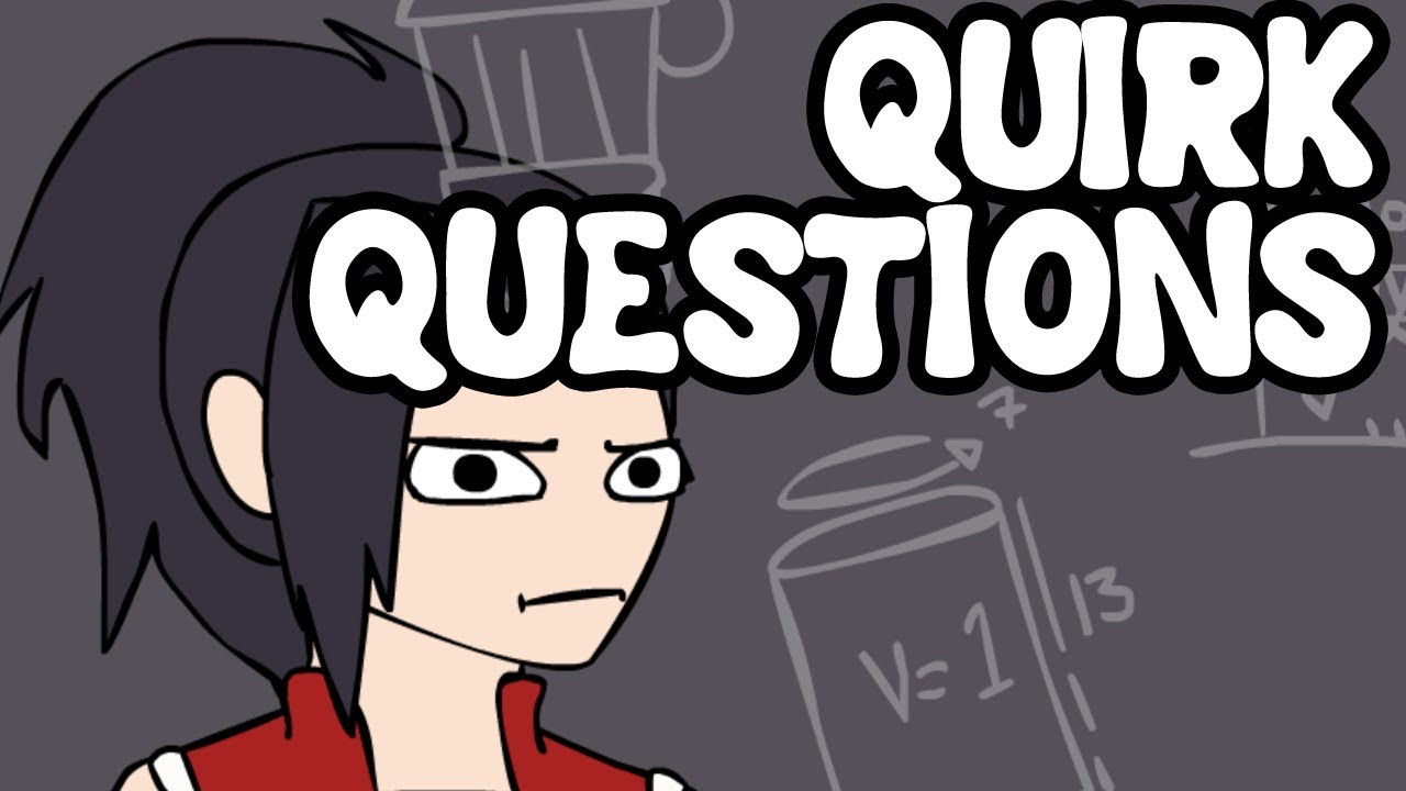 Download Quirk Questions (My Hero Academia Animation)