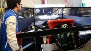3 螢幕大型機台賽車遊戲   巴哈姆特 GNN