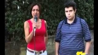 Intervista a Teleriviera di Alexander Rocciasana (04-08-09)