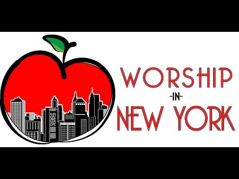 Bradley Knight Invites You to Worship In New York!