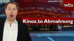 Kinox.to – Achtung: Fake-Abmahnungen wegen Streamings | Rechtsanwalt Christian Solmecke