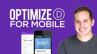 How to Optimize Divi for Mobile Using the Visual Builder
