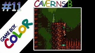 [GameBoy Color] Tomb Raider: The Nightmare Stone - Caverns B | Level 11