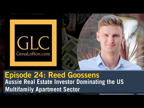 Episode 24:  An Aussie Real Estate Investor Dominating the US Multifamily Apartment Sector