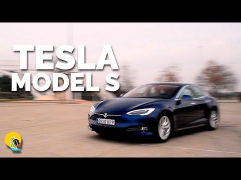 Prueba Tesla Model S, la experiencia de usar un coche eléctrico en el día a día