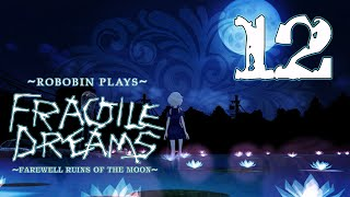 Fragile Dreams: Farewell Ruins of the Moon Episode 12 Seto Finds a Star and a Green Flashlight