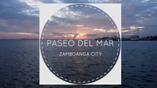 Beautiful Sunset in Paseo del Mar, Zamboanga City || Busyqueenphils Vlog