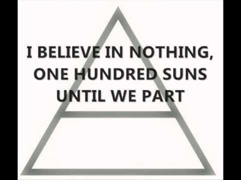 100 Suns lyrics - 30 Seconds To Mars - Genius Lyrics