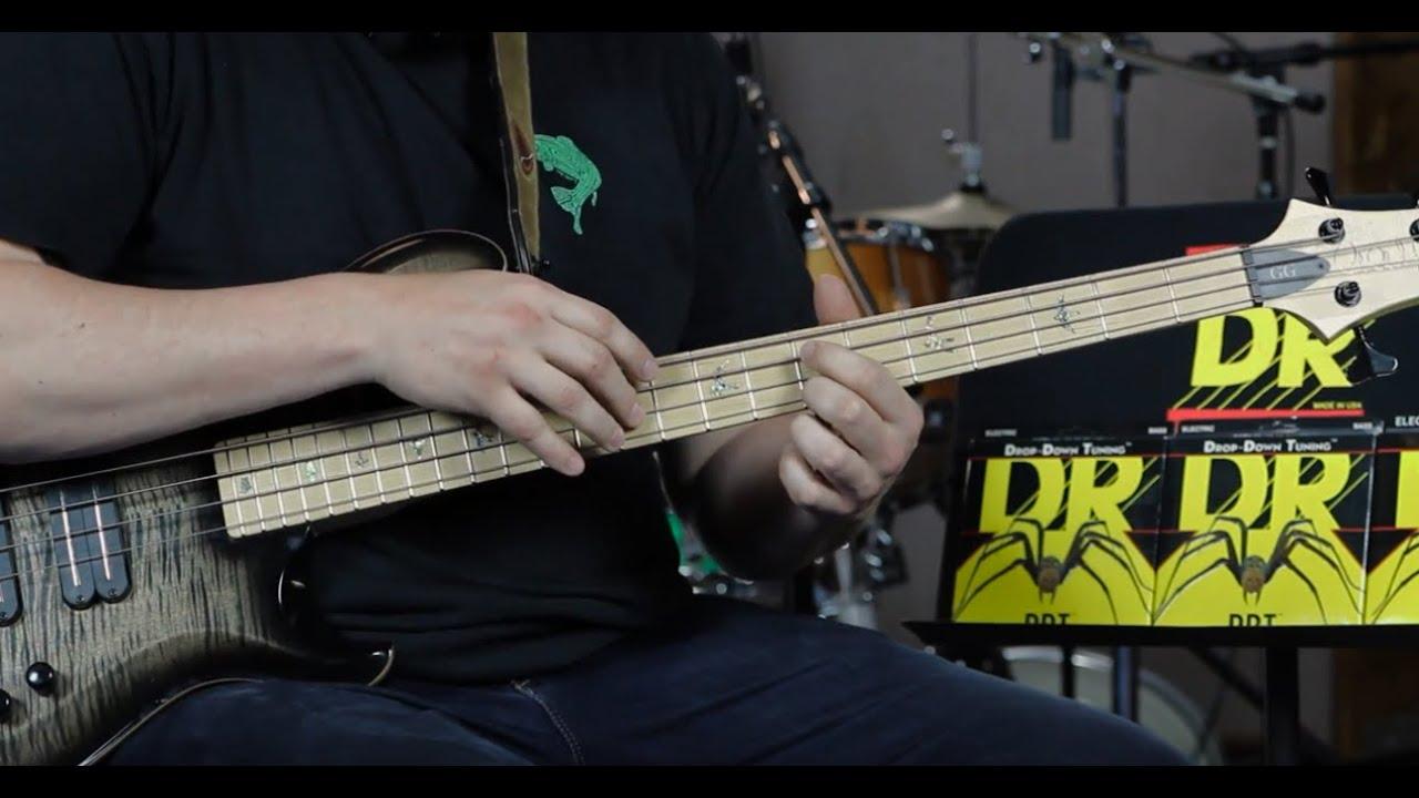Dr Strings Ddt Bass Strings Demo Youtube