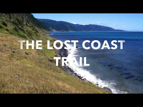 The Lost Coast Trail  May 2017
