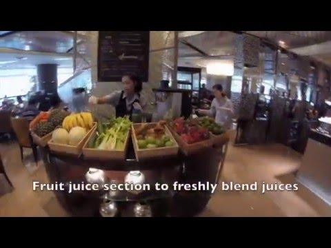 Hotel Intercontinental Bangkok - Breakfast At Espresso