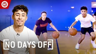 Julian & Jaden Newman VIRAL Basketball Superstars