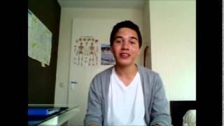 Vlogger Alexander stelt zich voor | 2014 | Team4Animation