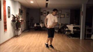 "Chris Brown - ""Yeah 3x"" | Popping Choreography"