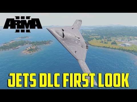 "ARMA 3 - Jets DLC ""First Look"""