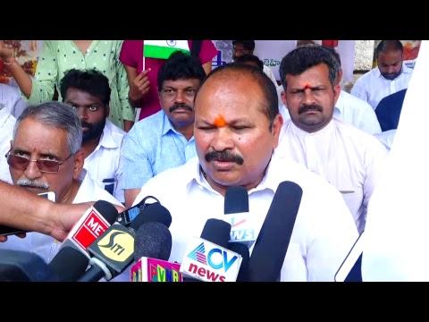 Shri Kanna Laxminarayana garu addressing press conference at Guntur   17-02-2019 1
