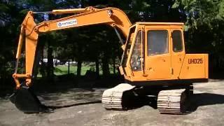 Hitachi UHO 25 Excavator