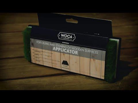 WOCA alyvavimo kempinė (aplikatorius) | www.mdsterasos.lt