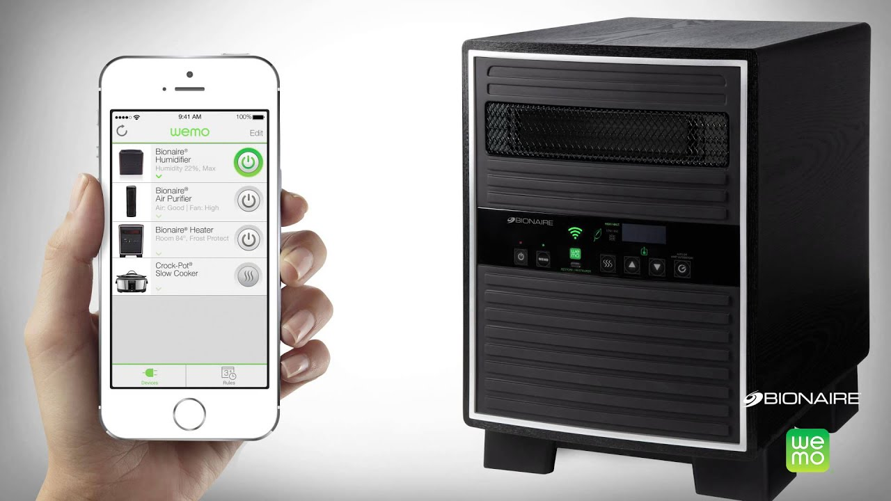 bionaire extra large room smart heater enabled by wemo faq and