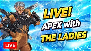 Download 🔴LIVE! APEX with Amy & Stephanie | Apex Stream