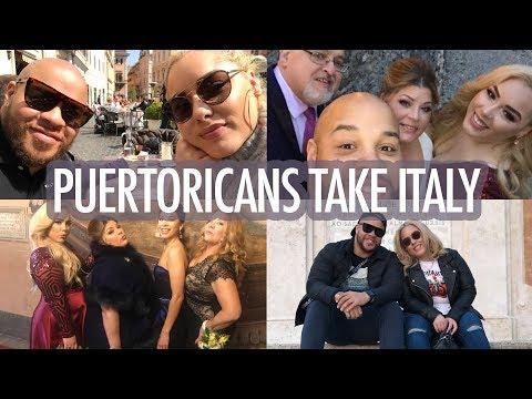 ITALY VLOG: Mom's Wedding in Tivoli & Family Vacation in Rome | LIFE127