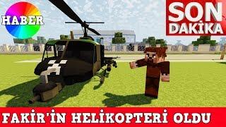 ZENGİN VS FAKİR #52 - Fakirin Helikopteri Oldu (Minecraft)