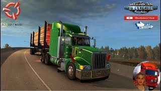 "American Truck Simulator (1.36)   Peterbilt Project 3XX v2.0 1.36xx Road to Washington DLC by SCS Softweare + DLC's & Mods  Support me please thanks Support me economically at the mail vanelli.isabella@gmail.com  Roadhunter Trailers Heavy Cargo  http://roadhunter-z3d.de.tl/ SCS Software Merchandise E-Shop https://eshop.scssoft.com/  Euro Truck Simulator 2 http://store.steampowered.com/app/227... SCS software blog  http://blog.scssoft.com/  Specifiche hardware del mio PC: Intel CELERON G3900 2.80GHZ Dissipatore Cooler Master RR-TX3E  16GB DDR4 Memoria Kingston hyperX Fury MSI gtx 970 Twin Frozr Gaming 4gb ddr5 Asus Maximus VIII Ranger Gaming Cooler master Gx750 SanDisk SSD PLUS 240GB  HDD WD Blue 3.5"" 64mb SATA III 1TB Corsair Mid Tower Atx Carbide Spec-03 Xbox 360 Controller Windows 10 pro 64bit"