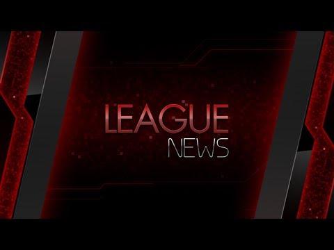 League News: 11/10/2017