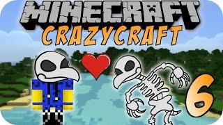 Minecraft CHAOS CRAFT #06 - Wie fühlt man sich als Chicken?