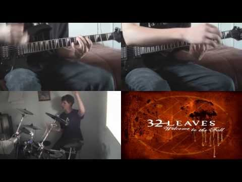 All Is Numb by 32 Leaves Dual Guitar and Drum Cover