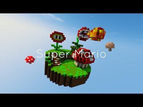 Bedwars Map ○ Super Mario ○ +DOWNLOAD ○ [Minecraft] 1080p