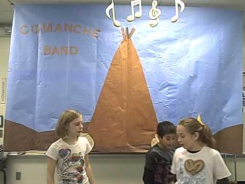 Comanche Band Music Video #4