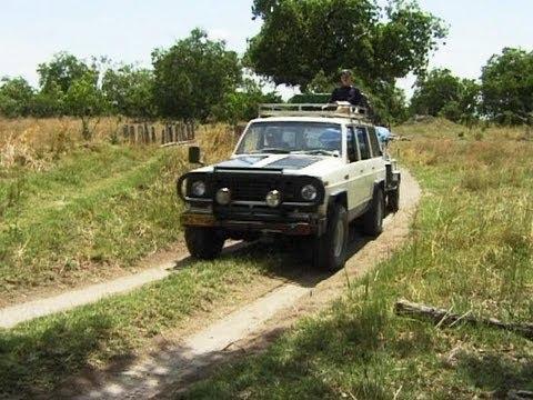 Moremi Game Reserve, Botswana. Travel guide.