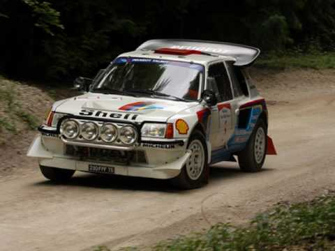 Best Rally Car Ever