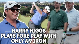Harry Higgs vs. Fore Play - One Club Challenge, 9 Iron