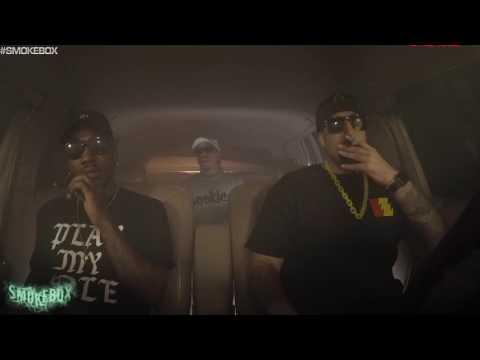 Dizzy Wright & Demrick - The Smokebox | BREALTV