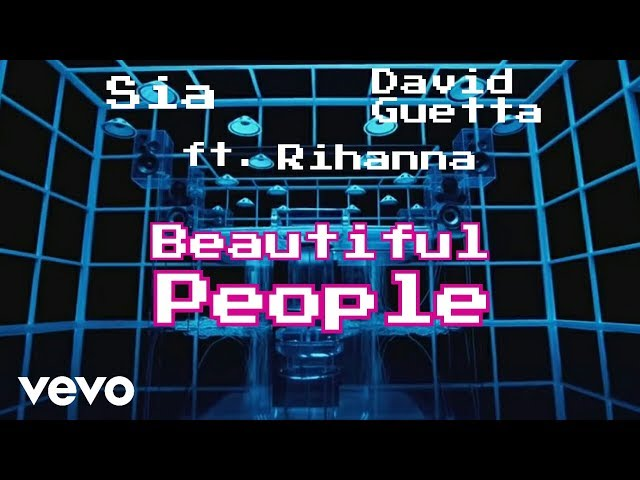 Sia, David Guetta - Beautiful People ft. Rihanna (Audio)