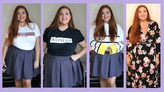 d5daa48563b The Iconic Plus Size Dress Haul + Venting + Half Naked Man Watching ...