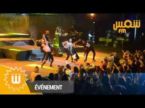 La pop star internationale, Jason Derulo enflamme le festival de Carthage