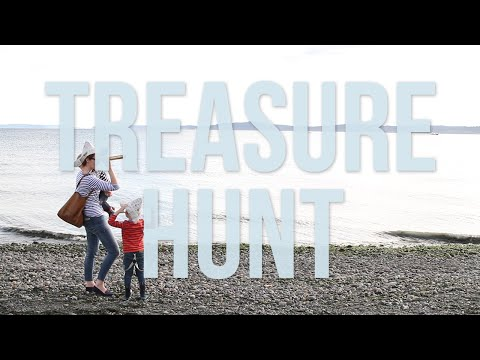 How To Make A Treasure Hunt!! (Kid Activities)