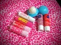 Qual o melhor protetor labial? EOS x Baby Lips Maybelline x Nivea - sil olicam